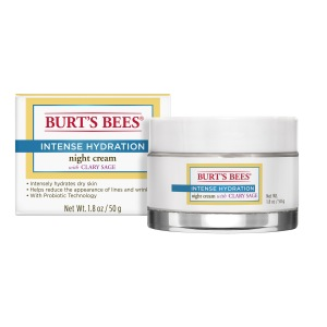 Burts Bee night cream